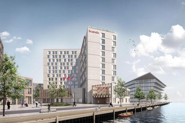 Nyt hotel skyder op ved Københavns Lufthavn