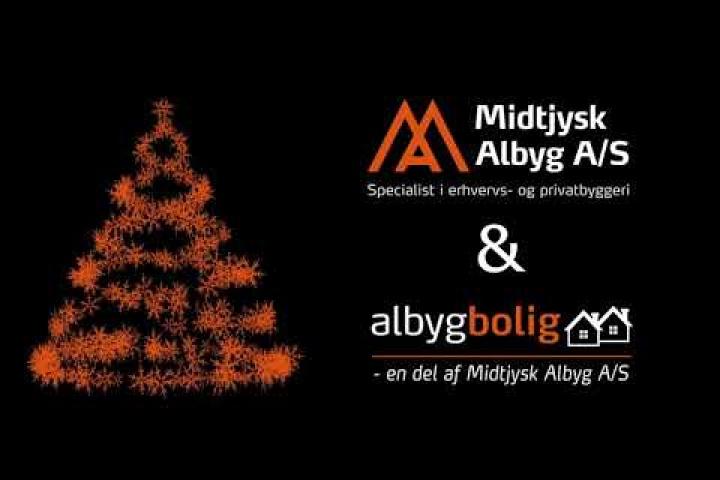 En god jul fra Aulum