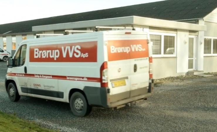 Digital løsning sætter fart på VVS-virksomhed