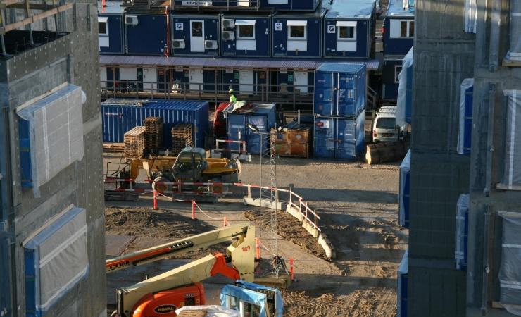 Byggeriet får svært ved at hente arbejdskraft i EU