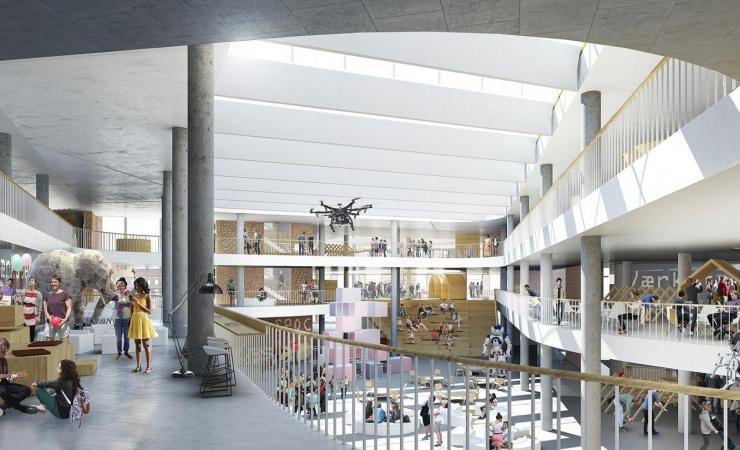 Campusbyggeri sættes i gang i Horsens
