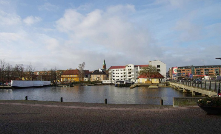 Arkitektkonkurrence om Silkeborg midtby