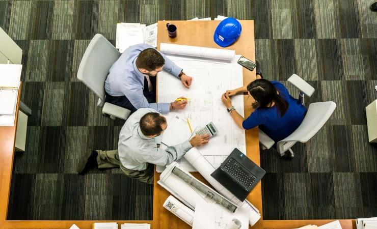 Bygningskonstruktører flytter til Akademikerne
