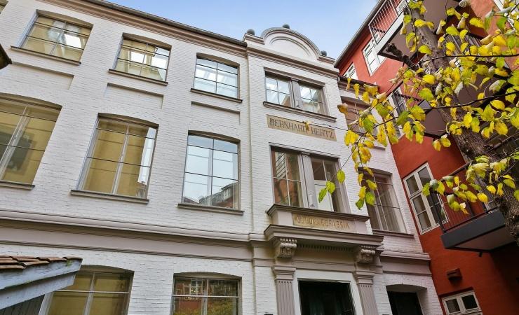 De gamle ejendomme i København skal bevares