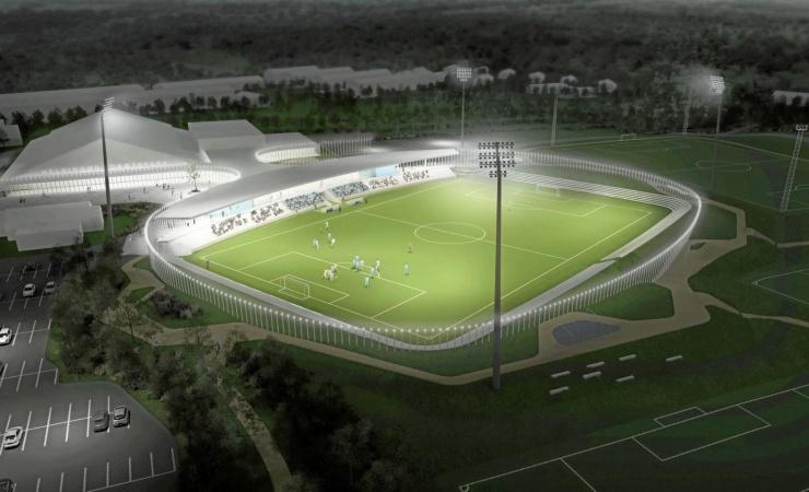 Helsingør Stadion: Entreprenør nægter kontraktbrud