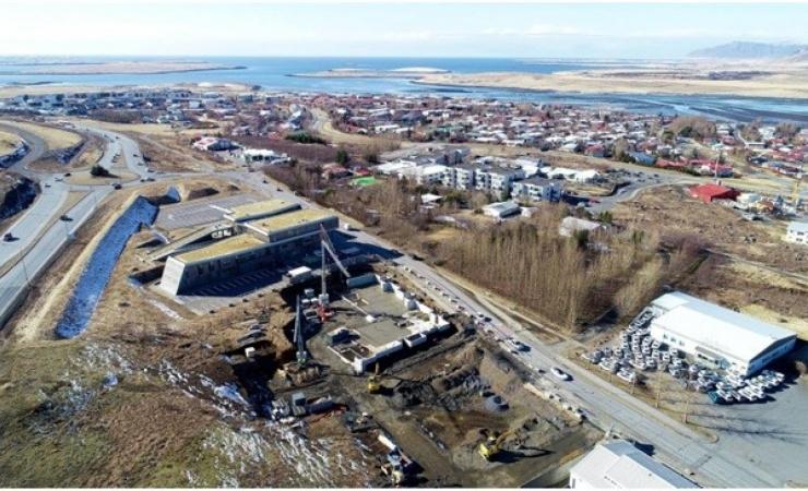 Island er et hot-spot for danske byggefirmaer