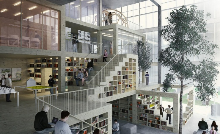 Milliondonation skal sikre topklasse på ny arkitektskole