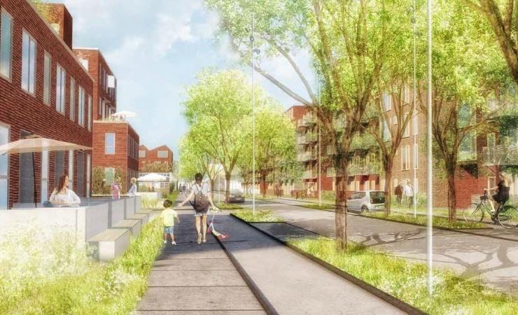 Brøndby håber på 2000 nye boliger i gammel erhvervspark