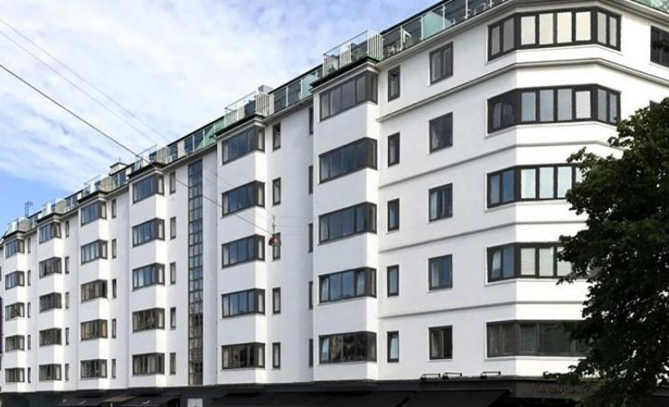 Adserballe & Knudsen skal ombygge hotel
