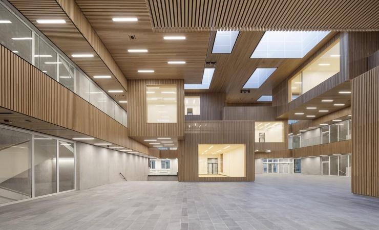 Atrium på DTU hædret med tysk arkitektur-pris