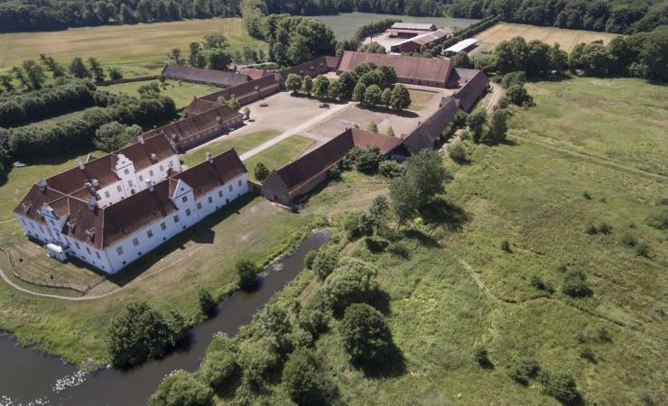 Vær med til at kåre Danmarks smukkeste herregård