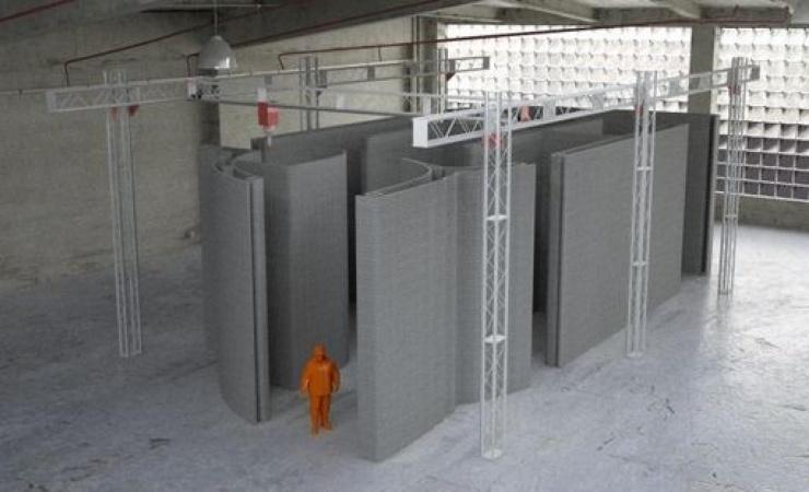 Nyt projekt skal udvikle på mulighederne i betonprint