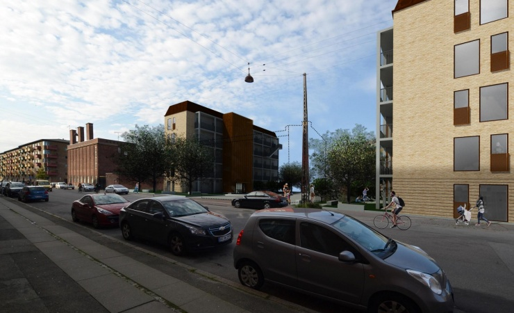 Ugens Projekt: Ungdomsboliger på Nørrebro