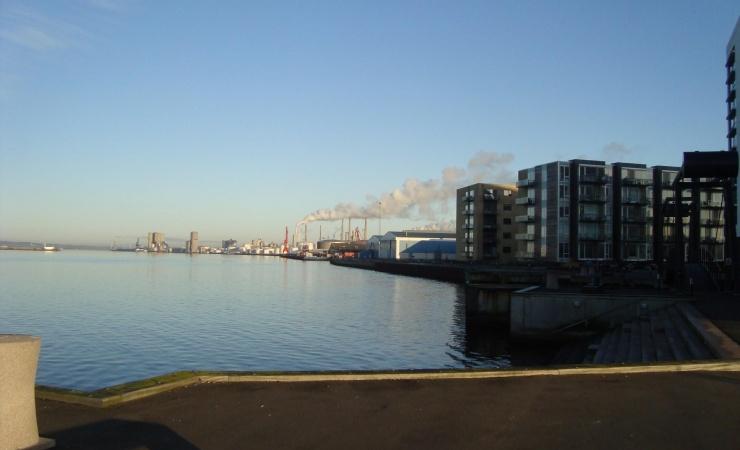 A. Enggaard planlægger at udvide Aalborg mod vandet