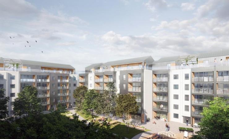 Casa vinder stor renoveringssag i Aarhus