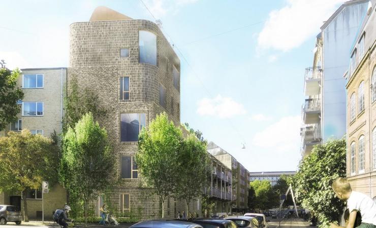 Skolebygning forventer DGNB Guld