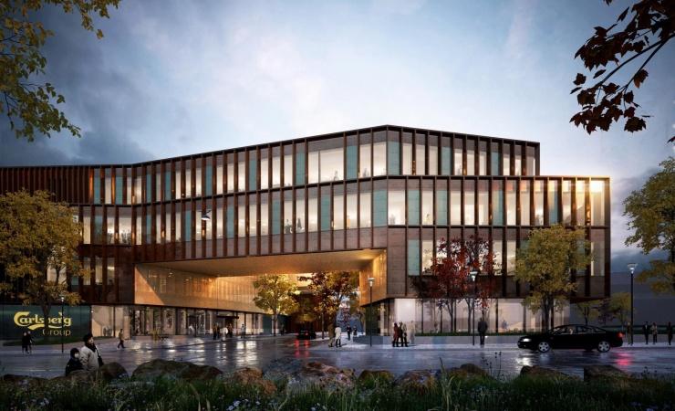 Carlsberg fejrer rejsegilde med en hilsen til fremtiden