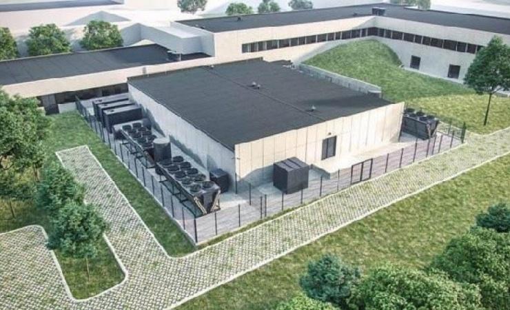 Region tager første spadestik til datacenter