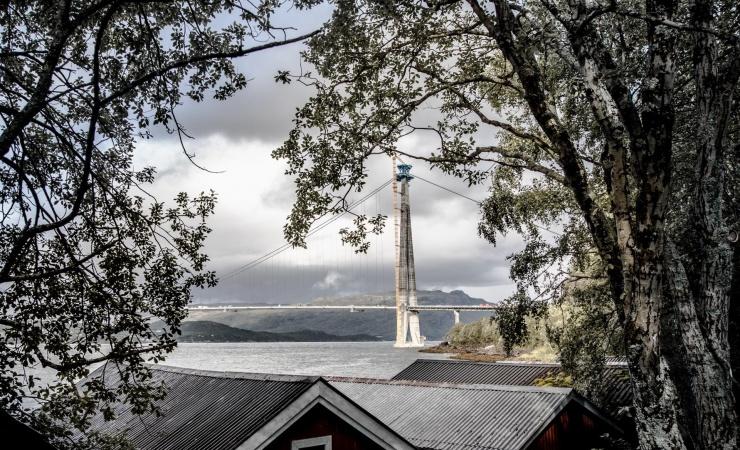 """""""Dansk"""" bro indviet i Norge"""