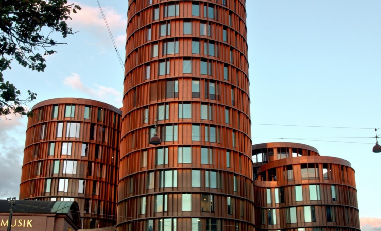 10 danske byggerier er nomineret til europæisk arkitekturpris