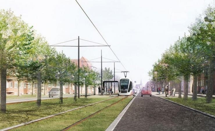 Odense Letbane går i fodsporene på Aarhus-modellen