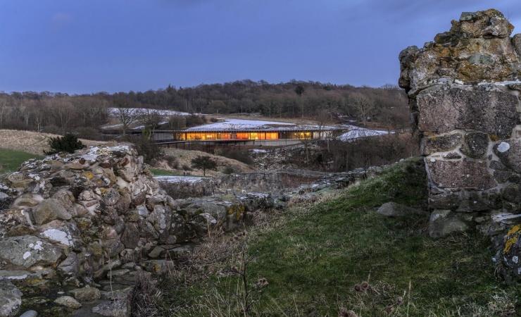 Tre danske projekter er fortsat i spil til europæisk arkitekturpris