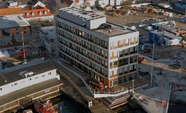 Liv i ny bydel i Fredericia