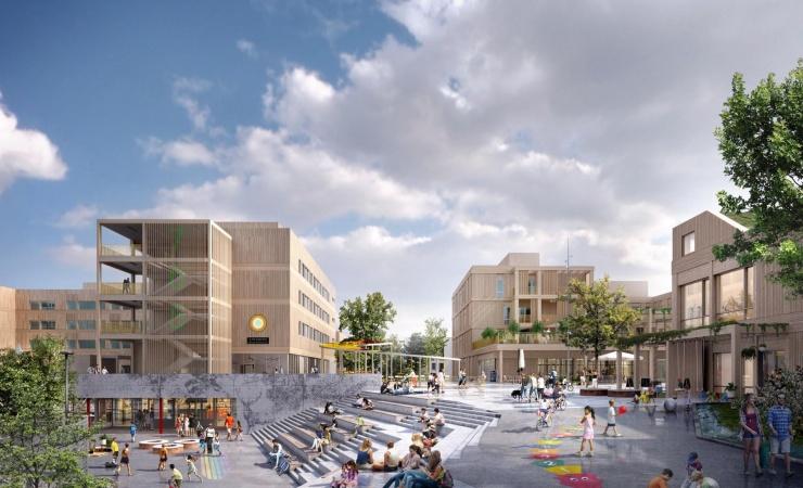 Arkitema skal udvikle projekt i Fornebu