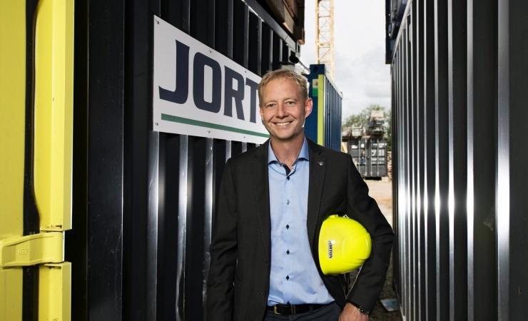 Jorton fremviser bedste resultat i 10 år