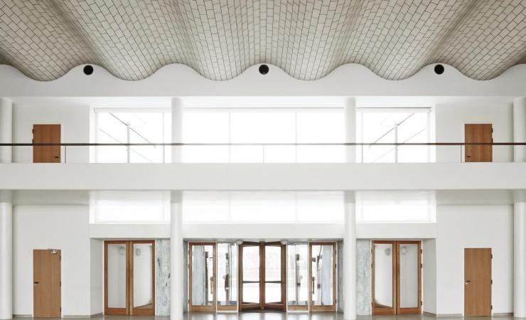 Banebrydende terminal fylder 80 år