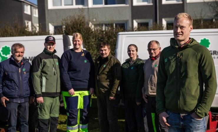 Grøn Vækst indtager Jylland