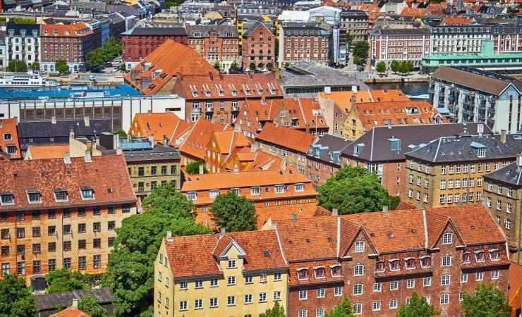 København åbner for flere tagboliger