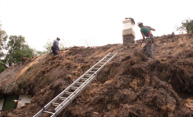 Pris til film om renovering af tanghuse