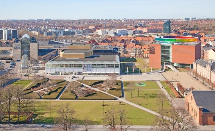Aarhus vil være digital duks