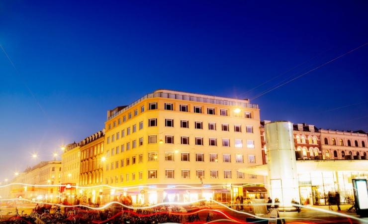 Nyt Scandic-hotel på Nørreport i 2020