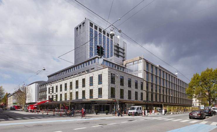 Sidste NCC-hånd på kompleks Frederiksberg-renovering