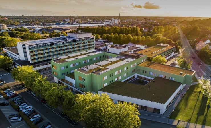 Jysk hospital får endnu en udvidelse