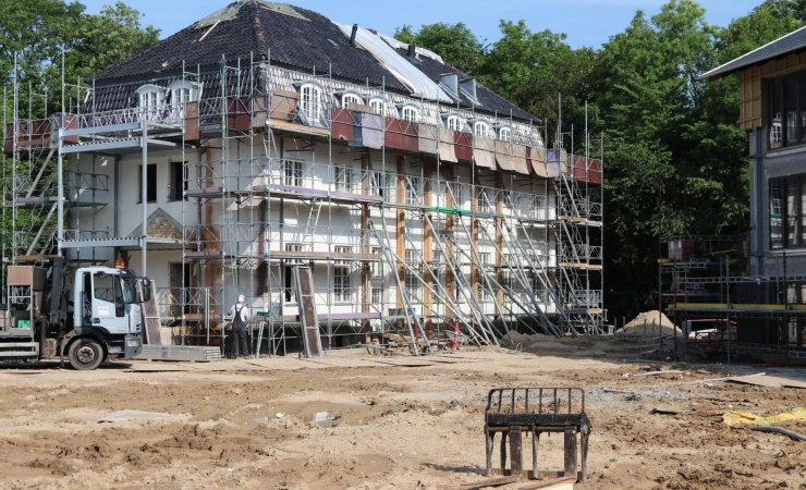 MTH halvvejs gennem omfattende Vedbæk-projekt