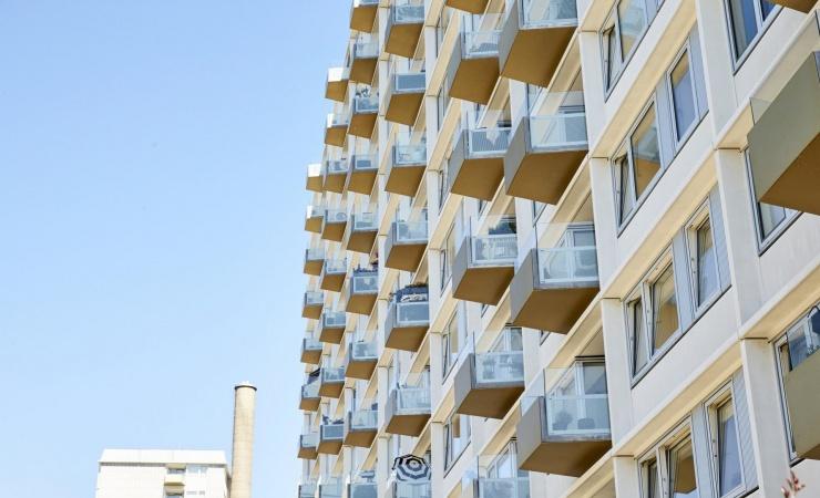NCC afslutter omfattende højhusrenovering i Sorgenfri