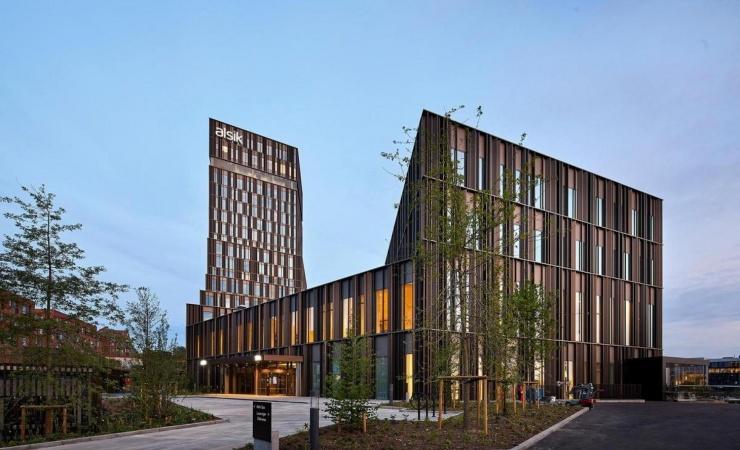 Hotel Alsik sætter punktum for Sønderborgs masterplan