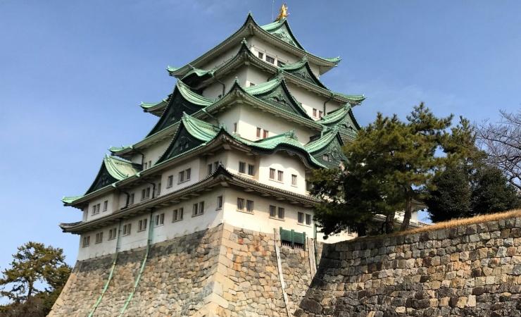 Boom i byggeri af samurai-borge i Japan