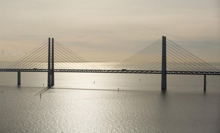 Øresundsbroen har fundet malere til første etape i 13 år langt projekt