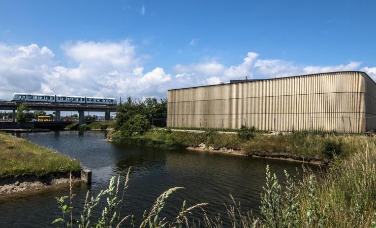 Fjernkøling er kommet til Ørestad