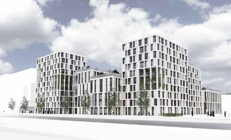Flere almene boliger i Ørestad