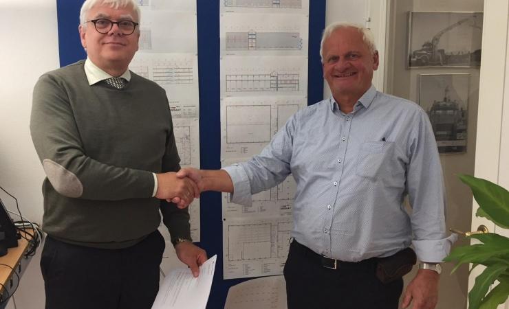 MT Højgaard bygger ny erhvervsejendom i Nuuk