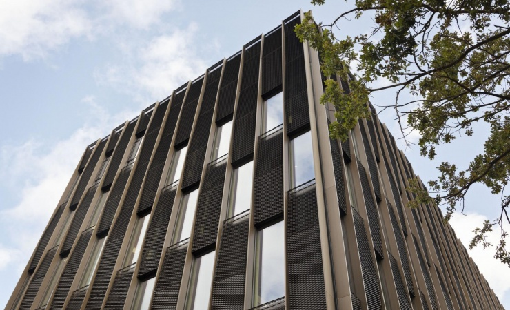 9.500 kvadratmeter forskningsbygning afleveret til DTU