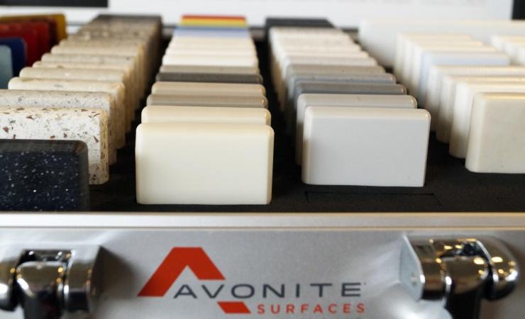 Keflico er ny forhandler af Avonite