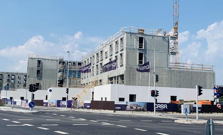 Rejsegilde på stort byudviklingsprojekt i Horsens