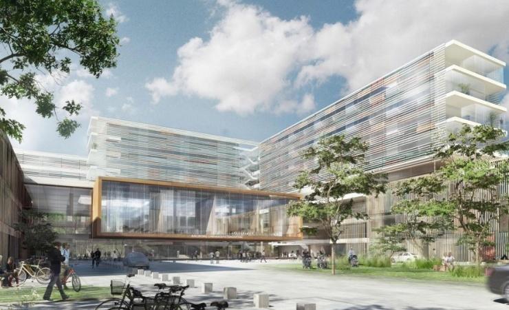 Nyt Universitetshospital i uføre: Regionen varsler voldgiftssag