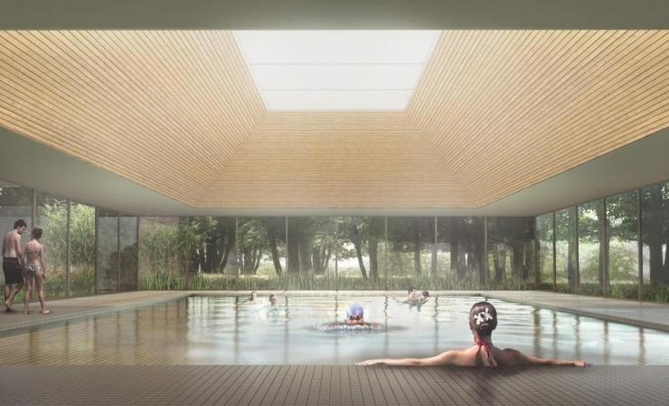 Ny aftale: Om et år kan gæsterne tage Roskilde Badet i brug